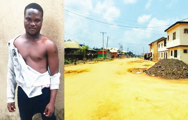 Lagos politician batters phone repairer for meddling in fight with wife