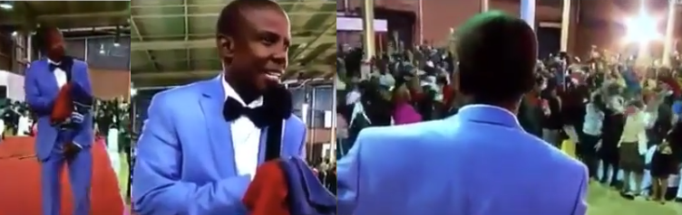 S.A pastor, Mboro, asks congregants to remove their pants,rub their privates