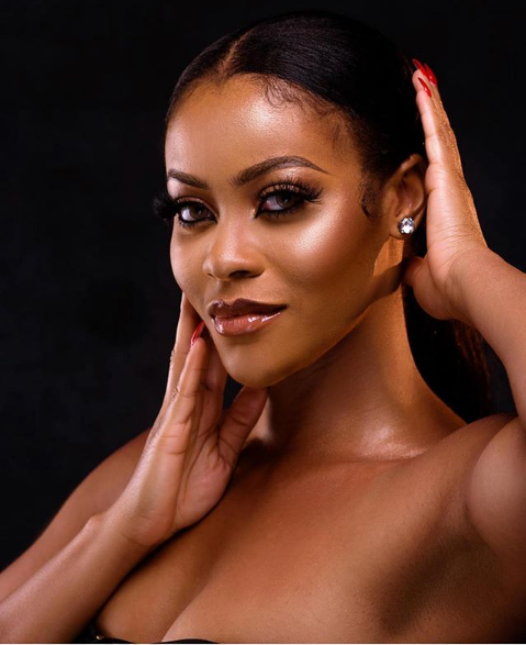 Damilola Adegbite marks birthday with stunning portrait