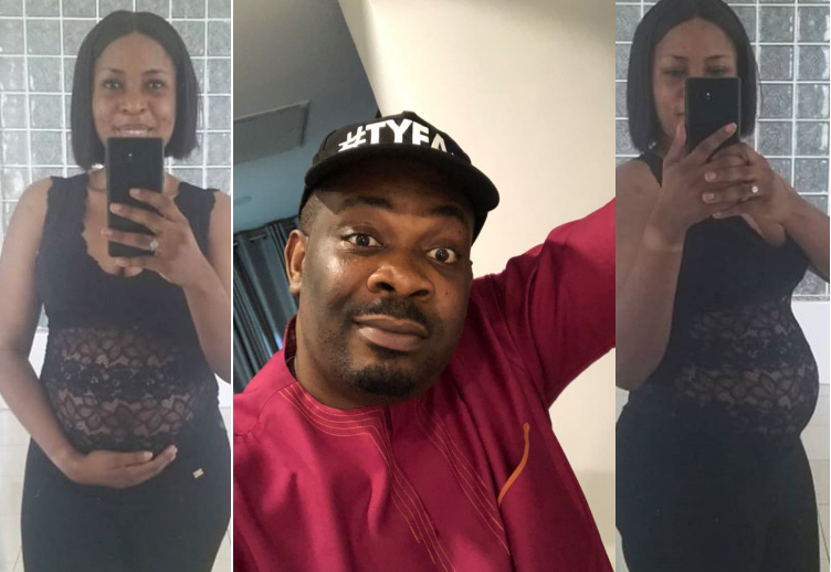 Donjazzy claims innocence in Linda Ikeji's pregnancy news