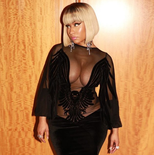 Nicki Minaj's dishes advise to ladies-Know your worth,I've been proposed to 3 times