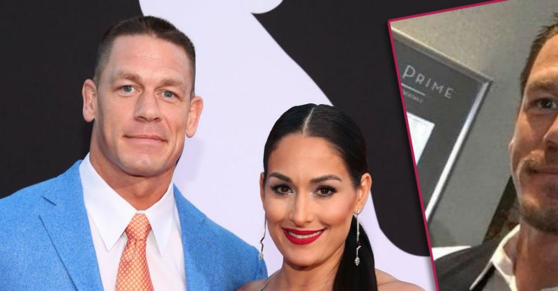 John Cena Debuts Shocking New Look After Nikki Bella Split