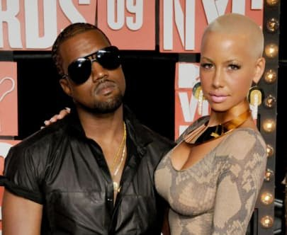Amber Rose Says Kanye West Is Trump In A White Man's Body