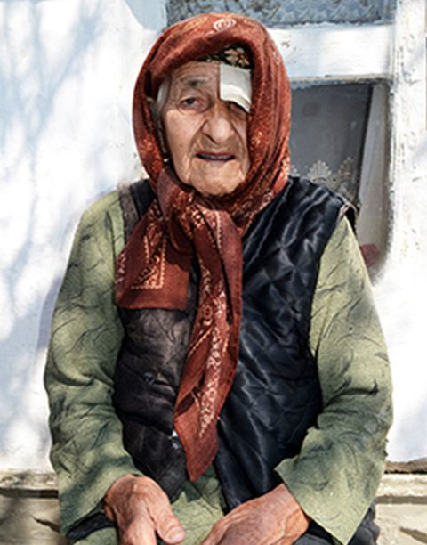 I'm tired..This is punishment – World's oldest woman' cries out