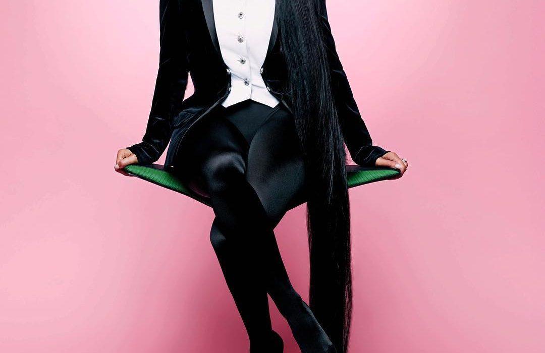 Nicki Minaj dragged over her sex statement in Elle magazine interview