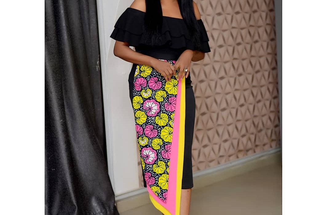Toyin Aimakhu is breathtaking beauty in this super fashionable picture