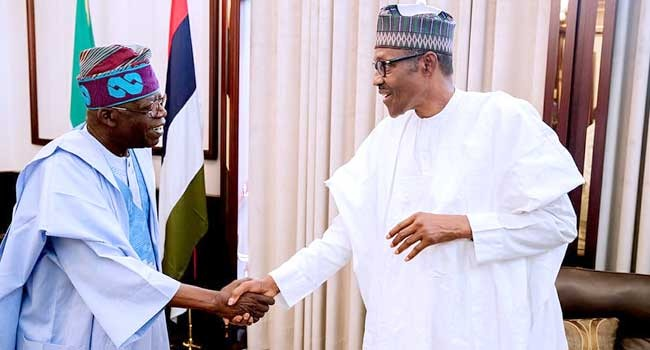 Buhari Deserves A Second Chance, He Has Fulfilled His Campaign Promises – Bola Tinubu