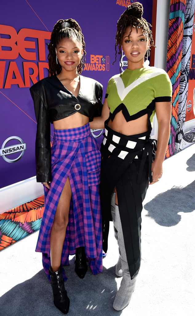 2018 Bet Awards See Photos From Red Carpet Miss Petite