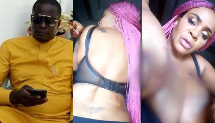 I have reported him to the police, but his wife is yet to – Cossy Orjiakor