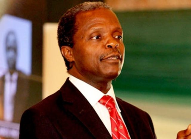 Here is what Yemi Osinbajo thinks about the 4-year term in a political office
