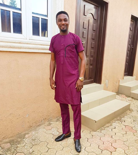Adeniyi Johnson warns fans against imposters defrauding his fans
