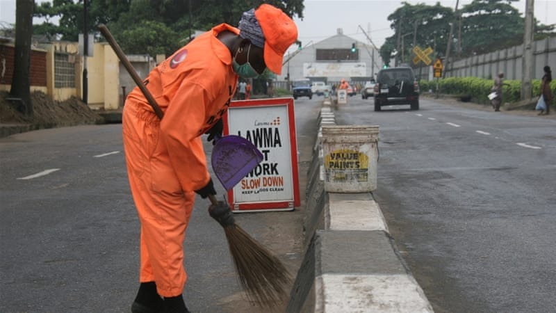 300 sacked Lagos street sweepers disowned