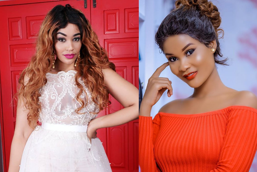 Diamond Platnum's Ex, Zari Hassan flaunts her diamonds, shades his 2nd babymama