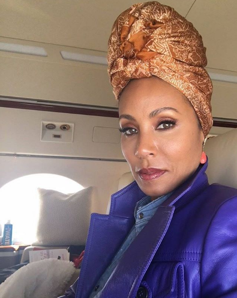 Jada Pinkett reveals she started masturbating at 9