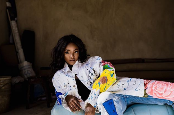 'Stop normalising infidelity' -Simi fires back at Toyin Lawani for saying all men cheat