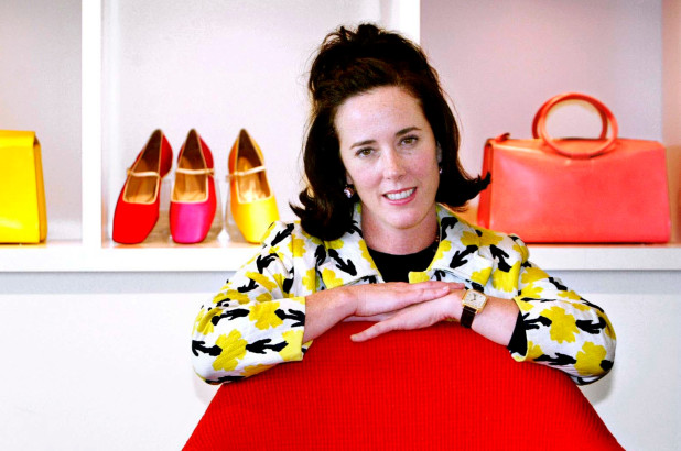 Fashion designer Kate Spade found dead in apparent suicide