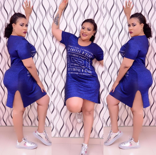 Nkechi Blessing reveals the things she looks out for in a man
