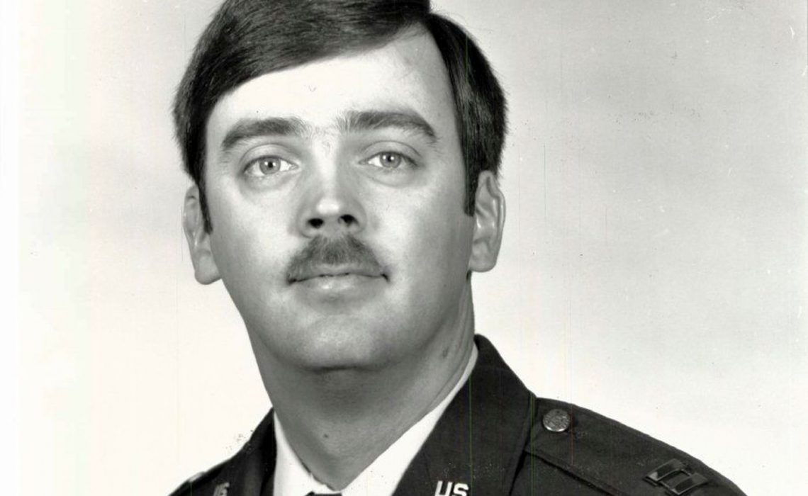 Air Force officer who went missing 35 years ago arrested