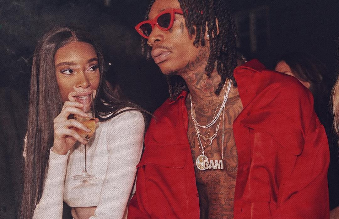 Amber Rose reacts to Wiz Khalifa and Winnie Harlow's alleged romance