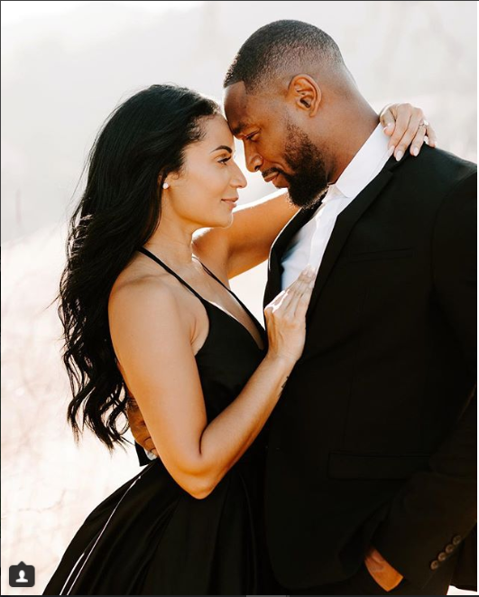 Singer Tank Releases Beautiful Pre-wedding Shot Of Him And