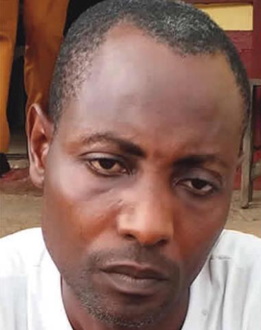 See the uncle who set a 2-year old on fire for defeacting