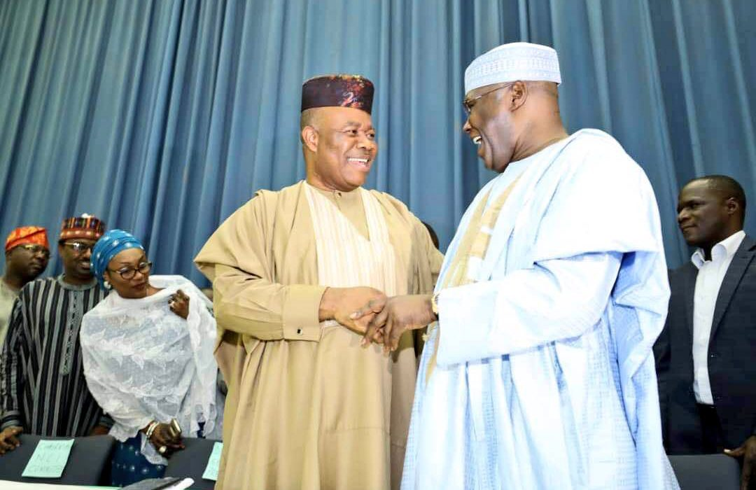 PHOTOS: PDP merges with over 30 parties, form coalition, CUPP