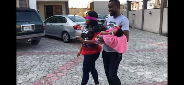 Nigerian man surprises his wife with a brand new car for this reason