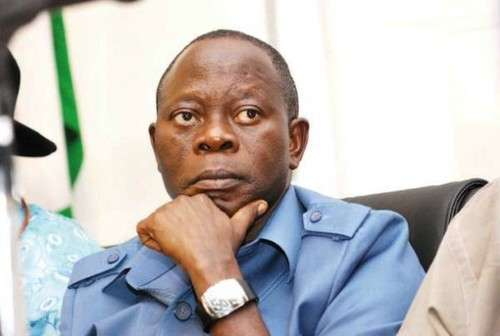 Finally, Oshiomhole addresses his meeting with DSS