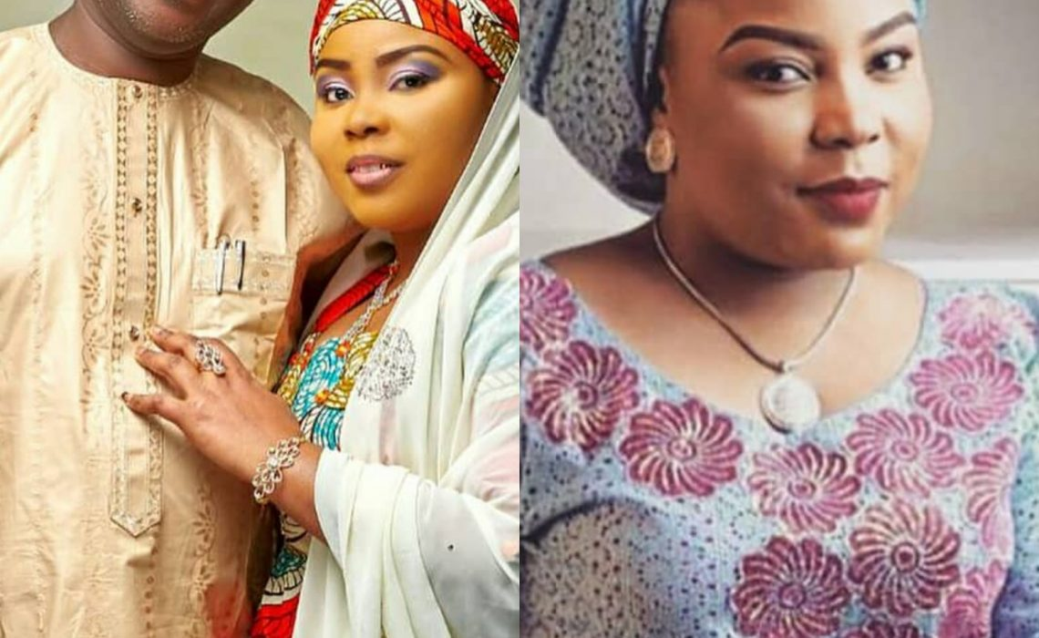 Lady who allegedly 'snacthed and married' her friend's fiancee dies