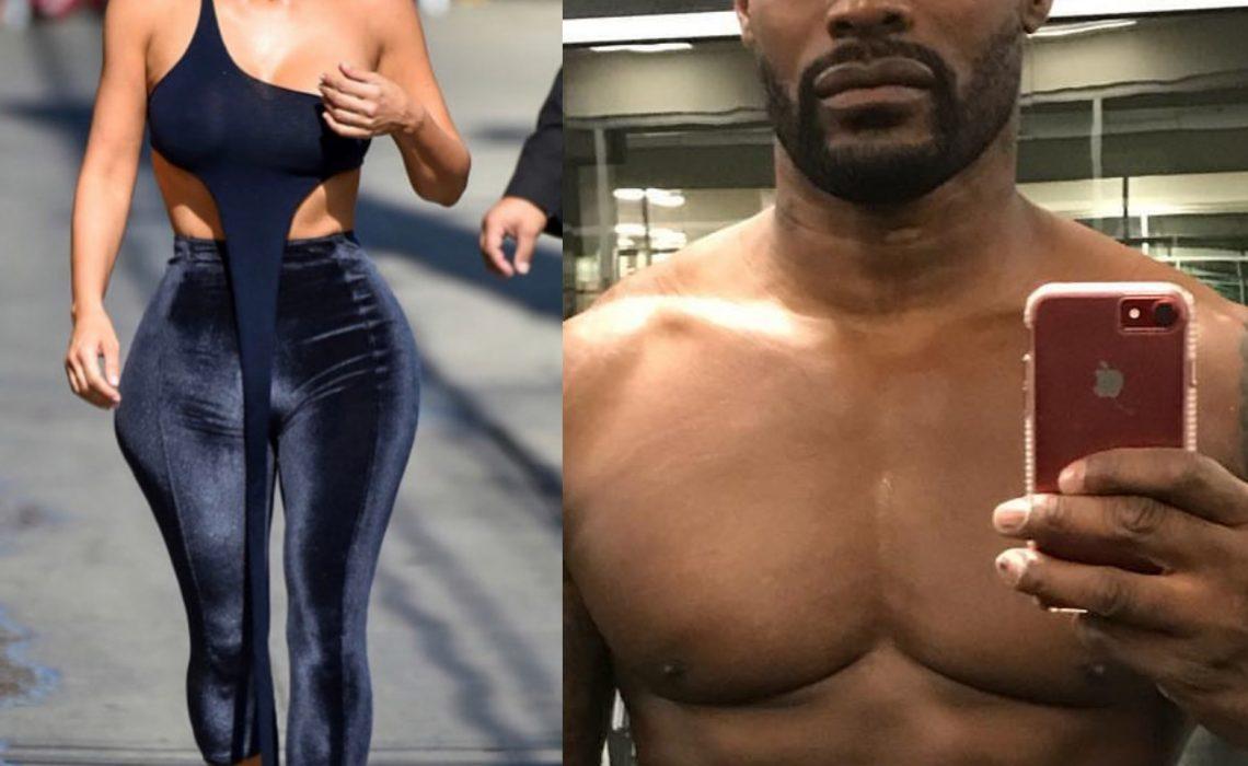 Khloe Kardashian supports Kim in Tyson Beckford feud