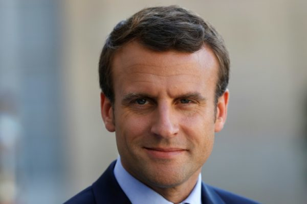 Macron's visit alters Lagos traffic
