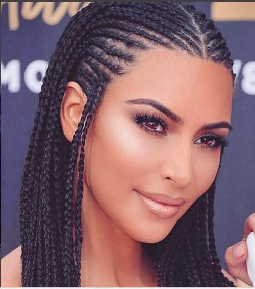 This makeup photo of Kim Kardashian is just beautiful