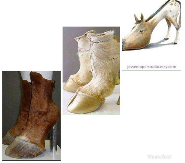 Ladies how many of you can rock these shoes?