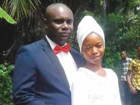 Family rejects 17-year -old daughter's marriage