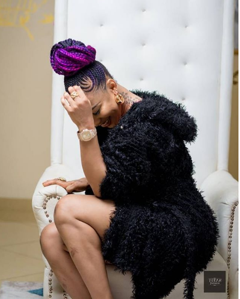 Tonto Dikeh reveals her biggest investment
