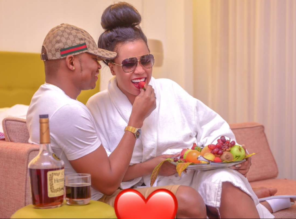 Vera Sidika and boyfriend enjoy romantic vacation in Mauritius