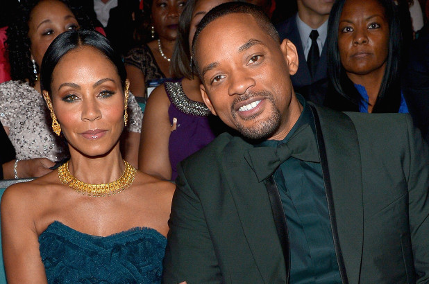 Will and Jada don't say they're married anymore