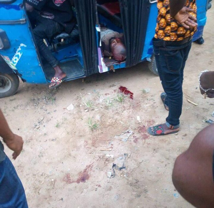 GRAPHIC: SARS Kill Young Man For Smoking Weed In Port-Harcourt