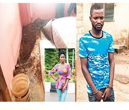 I didn't kill ex-Ondo deputy governor's daughter-Suspect