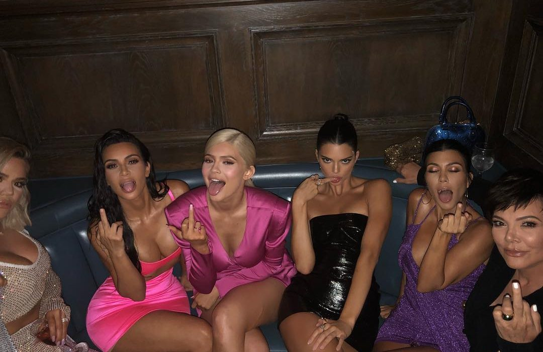 Kourtney Kardashian's birthday message to Kylie Jenner deemed inappropriate and offensive