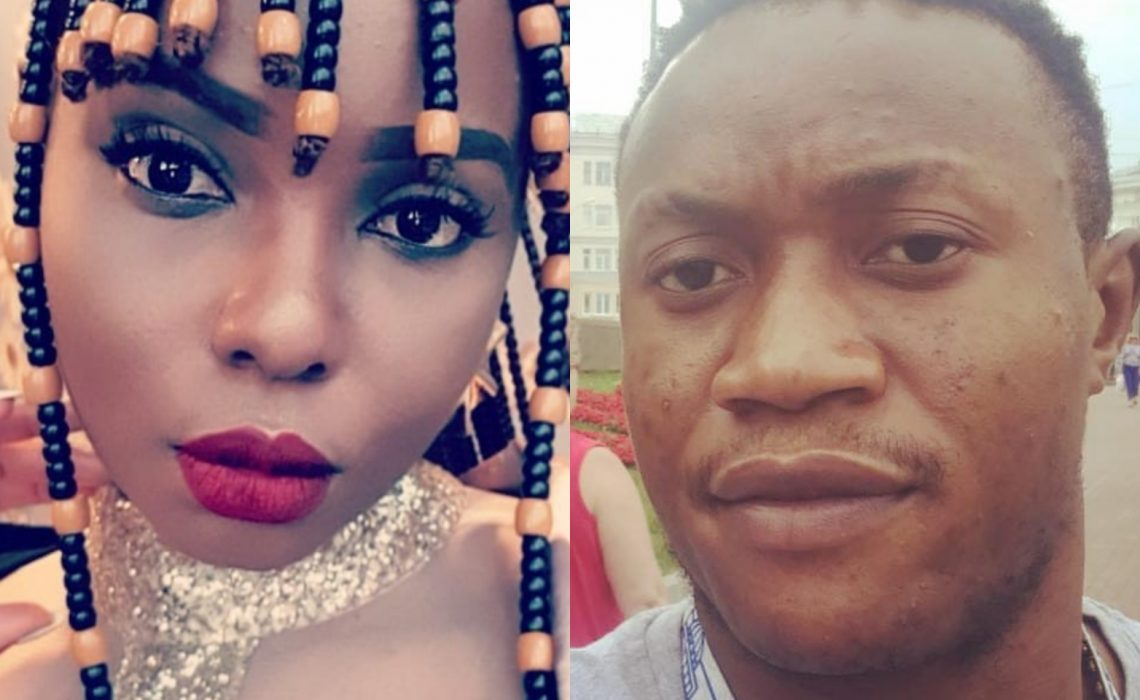 Yemi Alade replies 'fan' who told her to settle down because she's getting very old