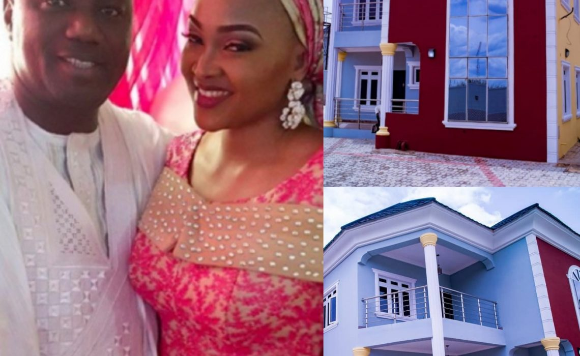I'm not jealous of Mercy Aigbe, I have many houses too – Lanre Gentry