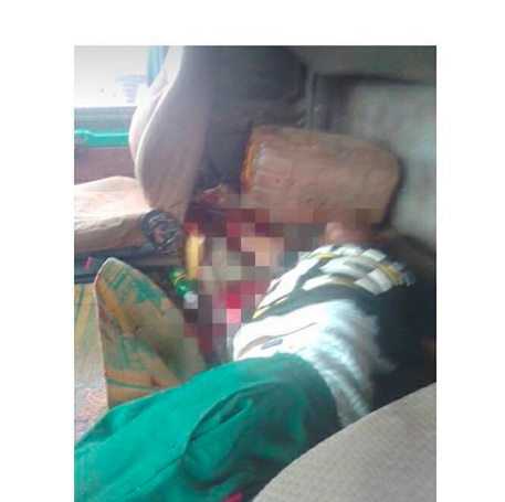 SARS mistakenly kills teenager during chase for criminal