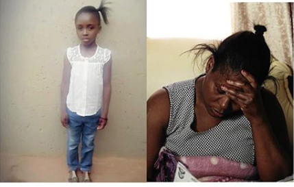 Family friend rapes, murders 8-year-old girl