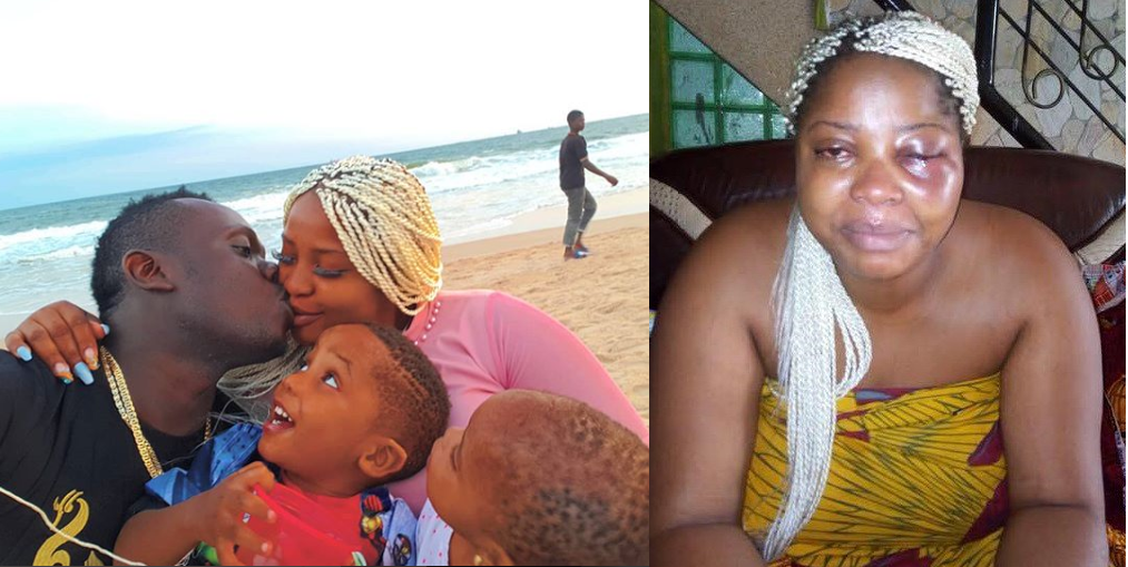 Duncan Mighty keeps mum following damning wife battery allegations