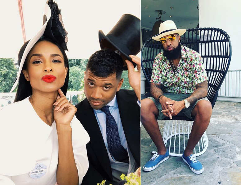 Ciara fires back at Slim Thug for saying wedding to Russell is a sham