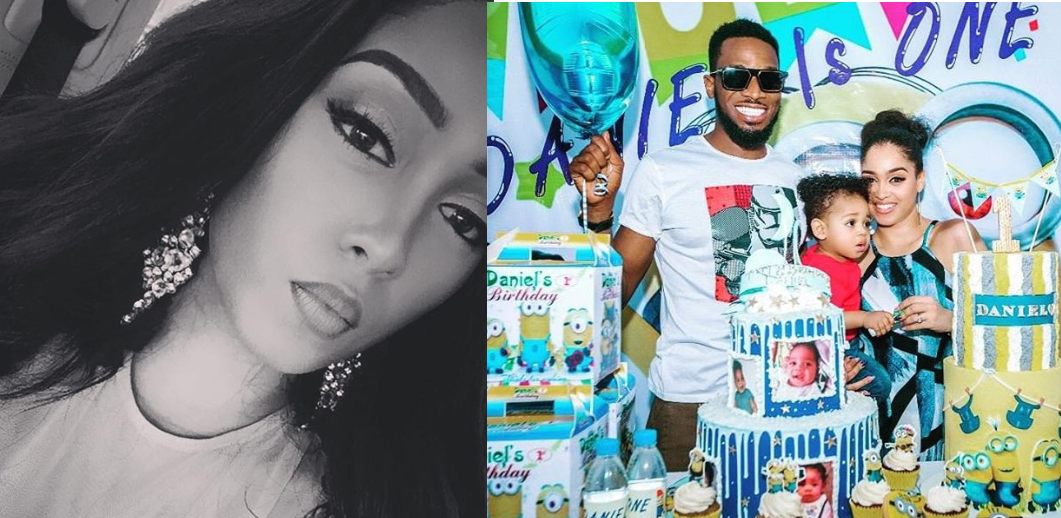 Dbanj pays tribute to his wife following death of their son