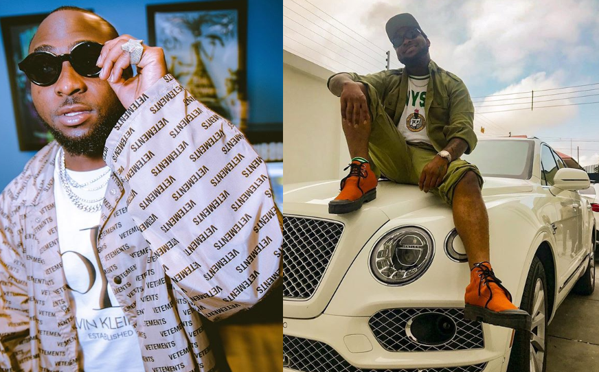 Fans slam Davido for cancelling U.S tour