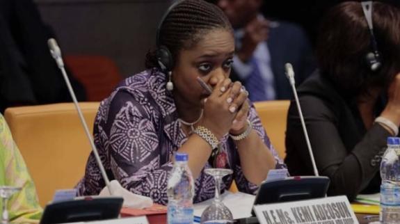 NYSC certificate scandal: Buhari accepts Adeosun's resignation