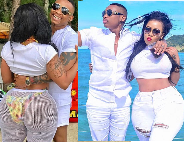 See the savage thing Vera Sidika did to ex-boyfriend